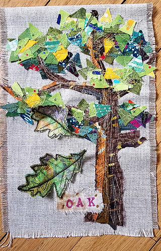 Prayer Flag Tree