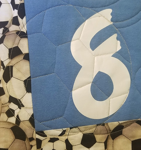 Soccer-Jersey-Quilt-Quilting