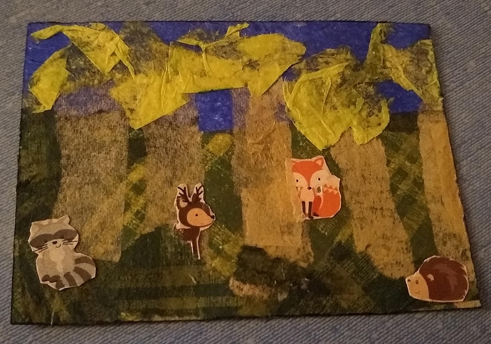 Woodland Creatures from megwell